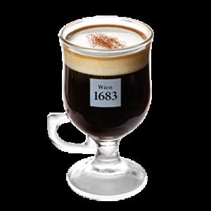 비엔나 아이리쉬 커피