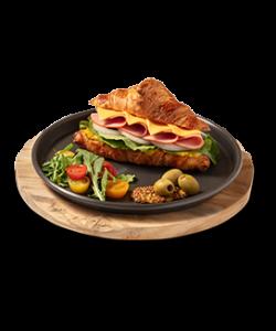 쉔부른 샌드위치